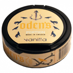 Odens Vanilla Portion