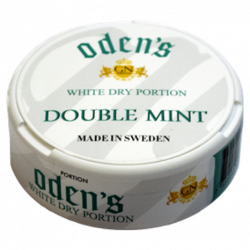 Odens Double Mint White Dry...
