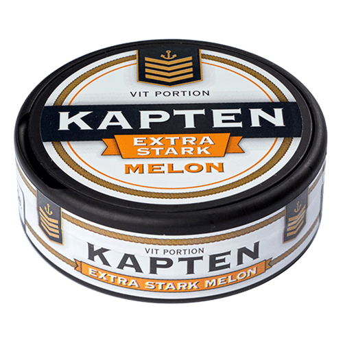 Kapten's Fruit-Flavoured Extra Strong White