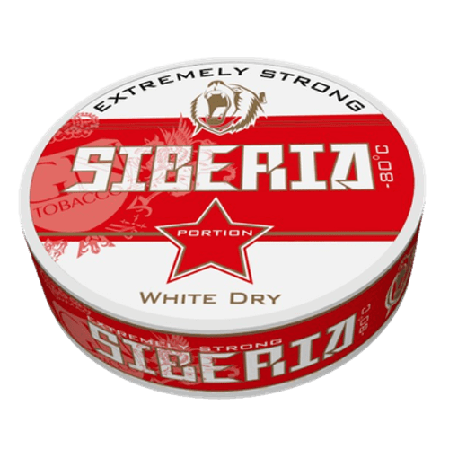 extremely red siberia white dry