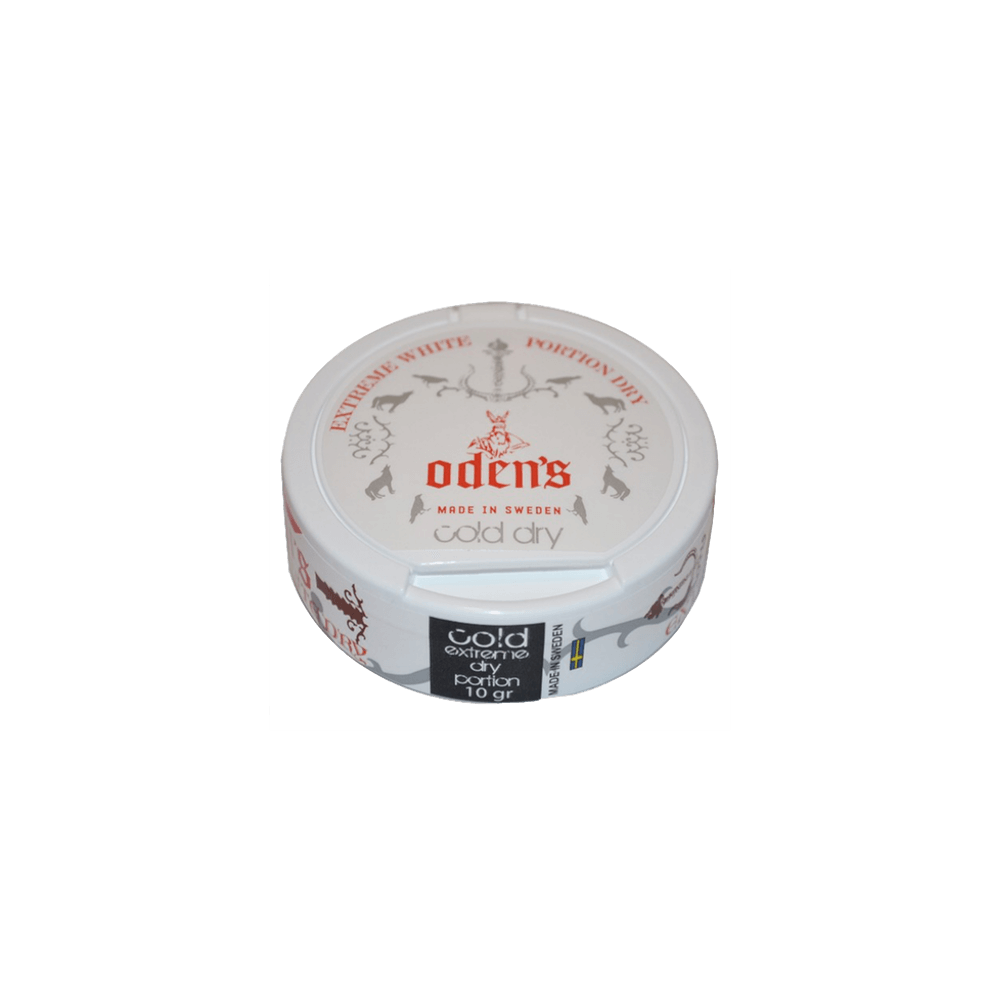 Odens Cold Extreme White Dry Portion