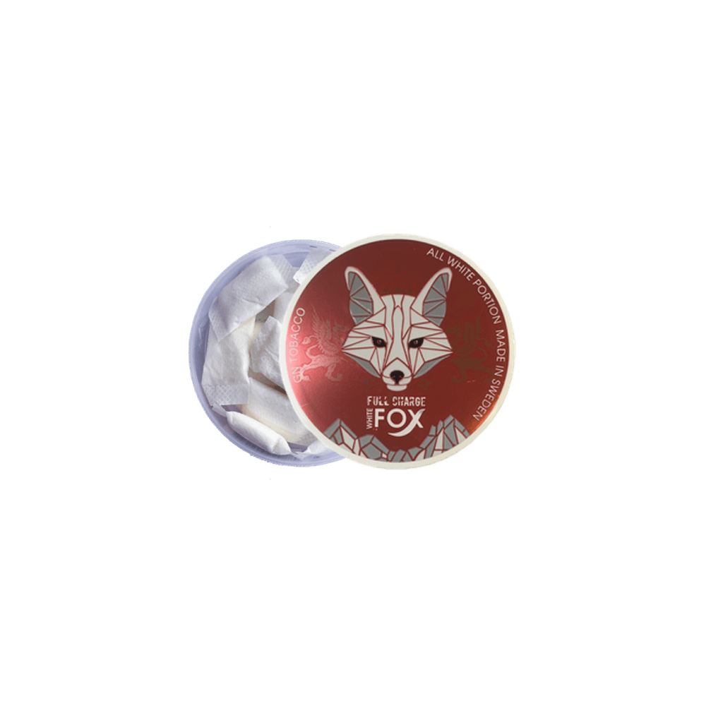 White Fox Full Charge