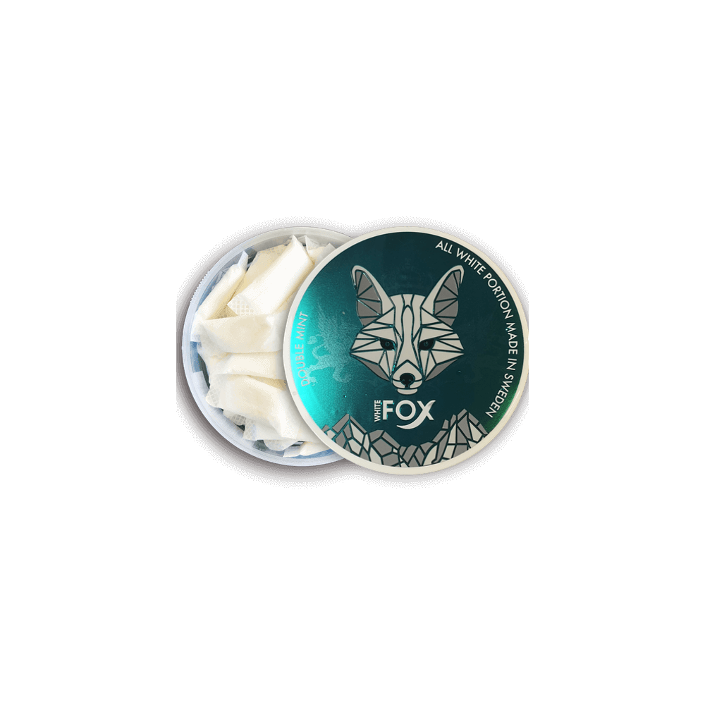 White Fox Double Mint Slim