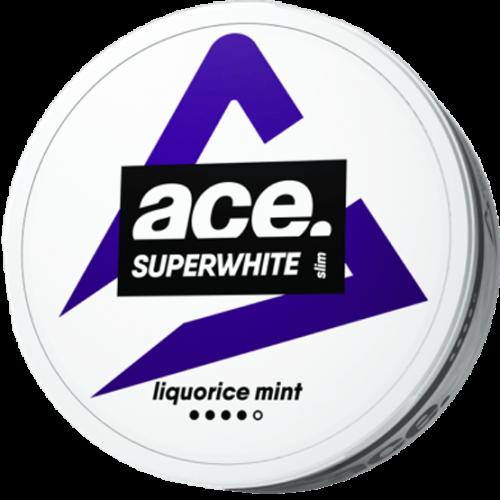 Ace Liquorice Mint